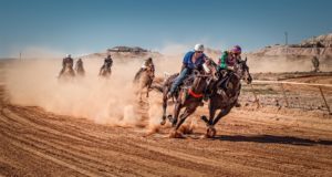 Coober Pedy Races & Gymkhana 50th year
